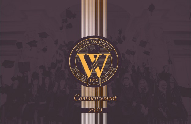 Webster Vienna Commencement graphic